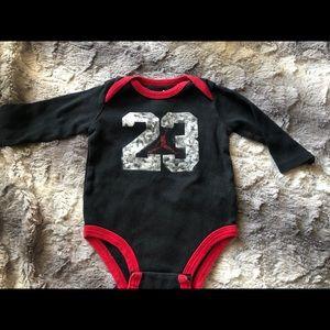 Jordan Onesie baby boy sz 3-6 months